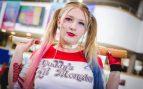 maquillaje Harley Quinn para Halloween