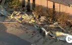 Un tornado deja múltiples destrozos en Dallas