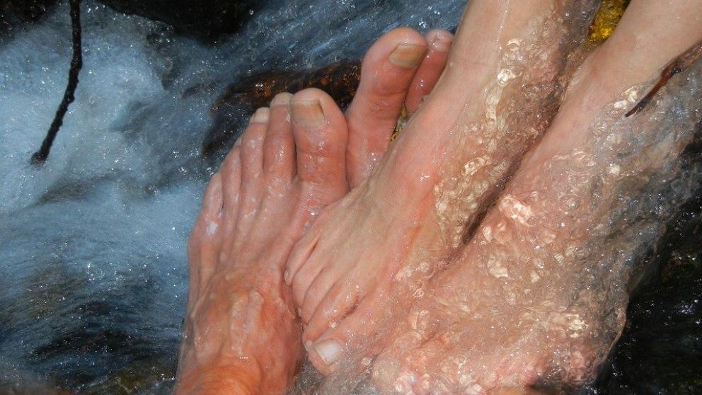 Principales problemas de los dedos de los pies