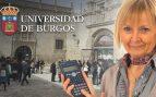 Begoña Prieto, vicerrectora de Políticas Académicas de la Universidad de Burgos.
