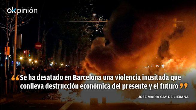Del gasto público a la Barcelona abandonada a su suerte