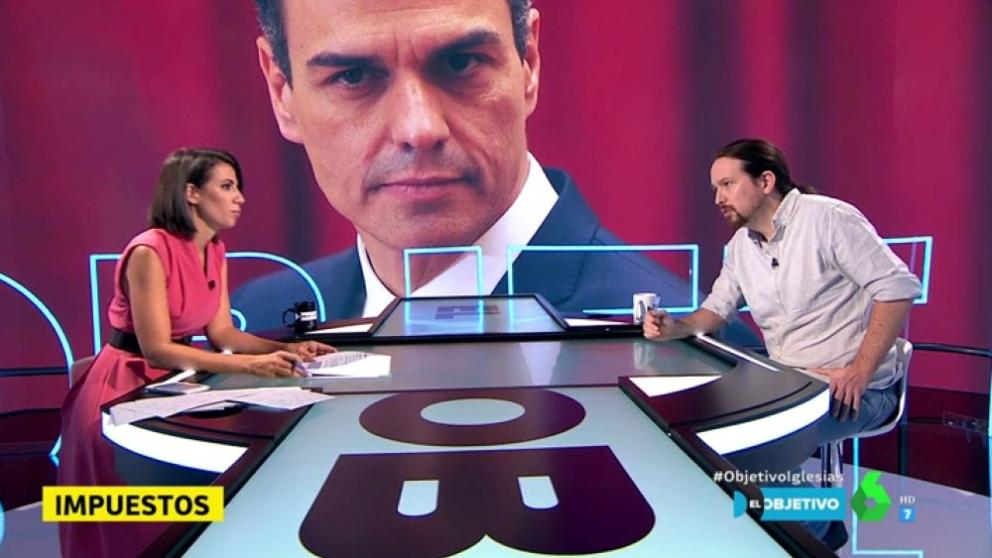 Pablo Iglesias, esta noche en 'El Objetivo'