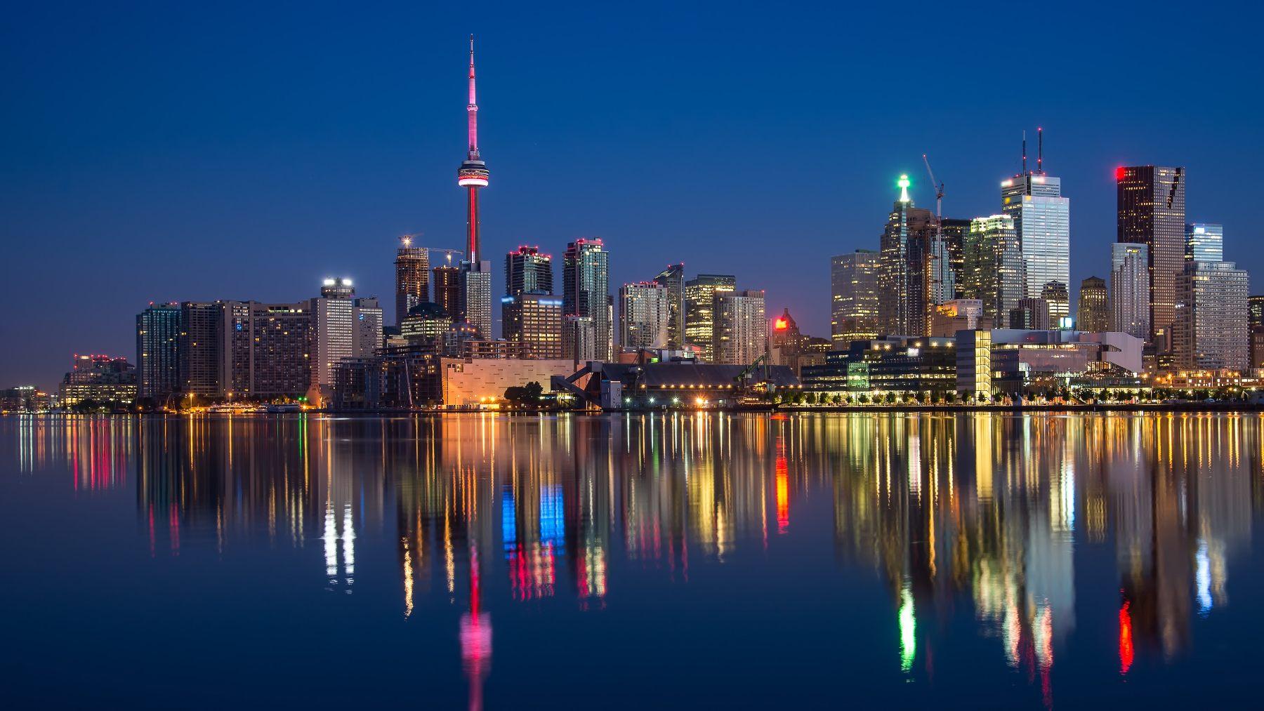 Canadá, el país más grande de América