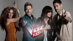 'La Voz Kids' en la programación tv