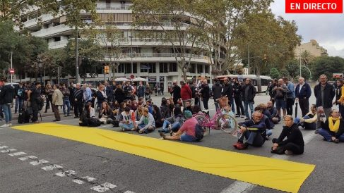 Cataluña: Sigue en directo la última hora de las protestas en Barcelona