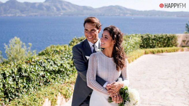 Rafa Nadal y Xisca Perelló: Salen a la luz las primeras imágenes de su boda