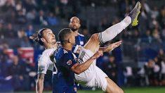 Zlatan Ibrahimovic con Los Ángeles Galaxy (@Ibra_official)