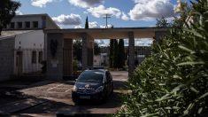 Cementerio de Mingurrubio – El Pardo. (Foto. EFE)