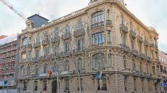Colegio de abogados de Madrid.