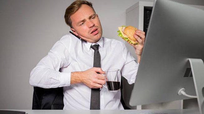 evitar comer por estrés