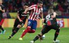 Atlético – Bayer Leverkusen: Gol de Morata en el partido de hoy de Champions League, en directo