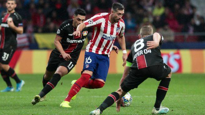 Atlético – Bayer Leverkusen: Resultado, goles y resumen del partido de hoy, en directo   Champions League