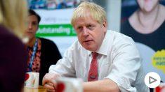 Boris Johnson, primer ministro británico. Foto: EP