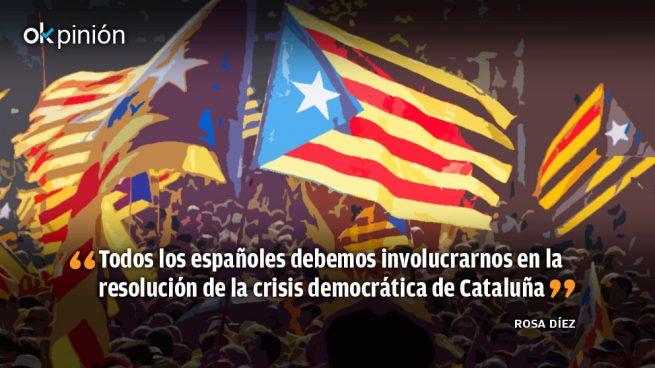 España es de todos los españoles: el domingo tenemos una cita en Barcelona