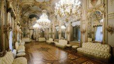 En Madrid hay palacios con interiores espectaculares