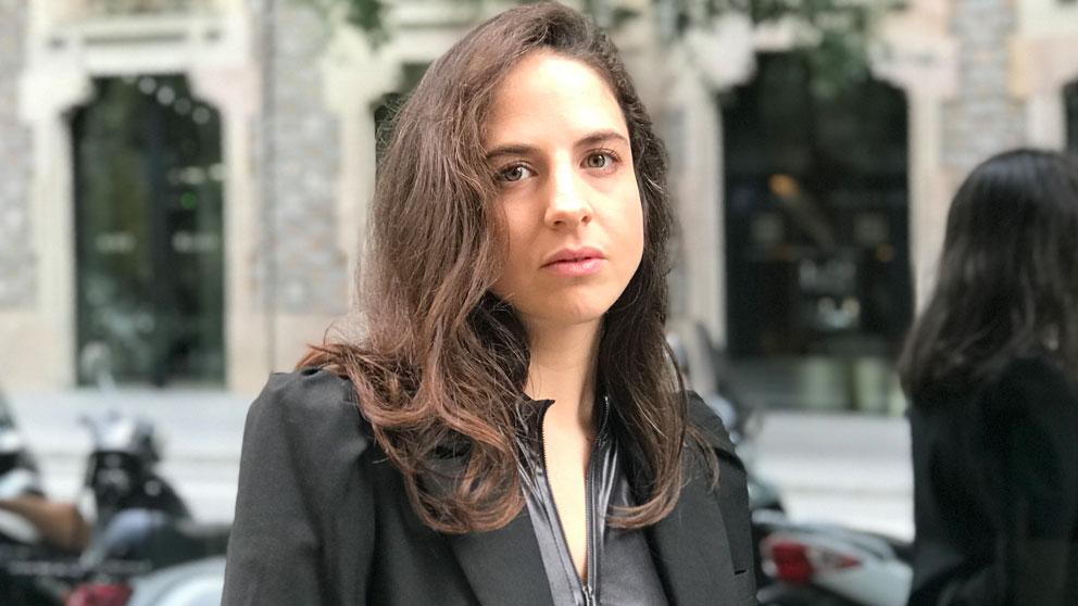Cristina Morales ha recibido el premio Nacional de Literatura en la modalidad de Narrativa correspondiente a 2019 por su obra 'Lectura fácil'. Foto: EP