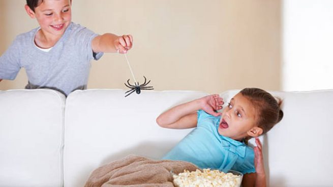 bromas para celebrar Halloween