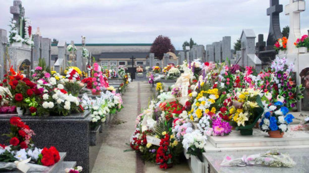 Cómo hacer un centro de flores para el Día de Todos los Santos paso a paso
