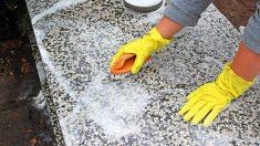 Aprende cómo limpiar una lápida correctamente