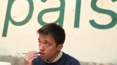 El candidato de Más País para las elecciones del 10N, Íñigo Errejón. (Foto. EP)