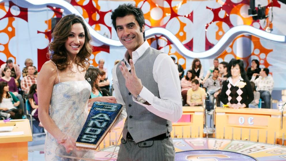 Jorge Fernández seguirá en 'La ruleta de la suerte'