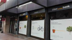 Fachada de Liberbank