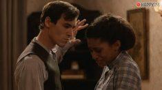 Marcia y Santiago en 'Acacias 38'