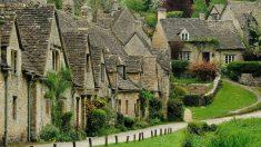 En la campiña inglesa hay pueblos con muchísimo encanto