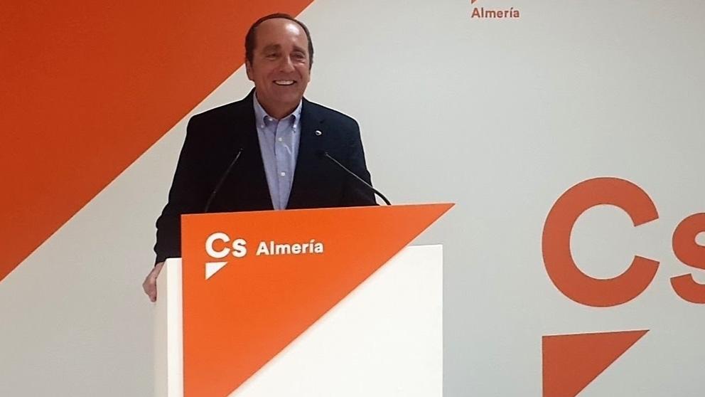 Andrés Samper, parlamentario de Ciudadanos (Foto: EP)