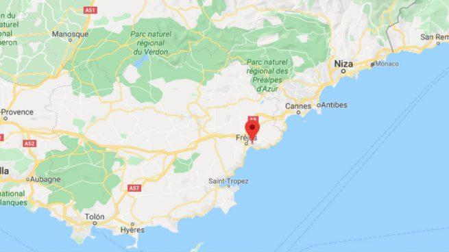 Detienen al hombre atrincherado en un museo del sur de Francia tras pintar frases amenazantes en árabe