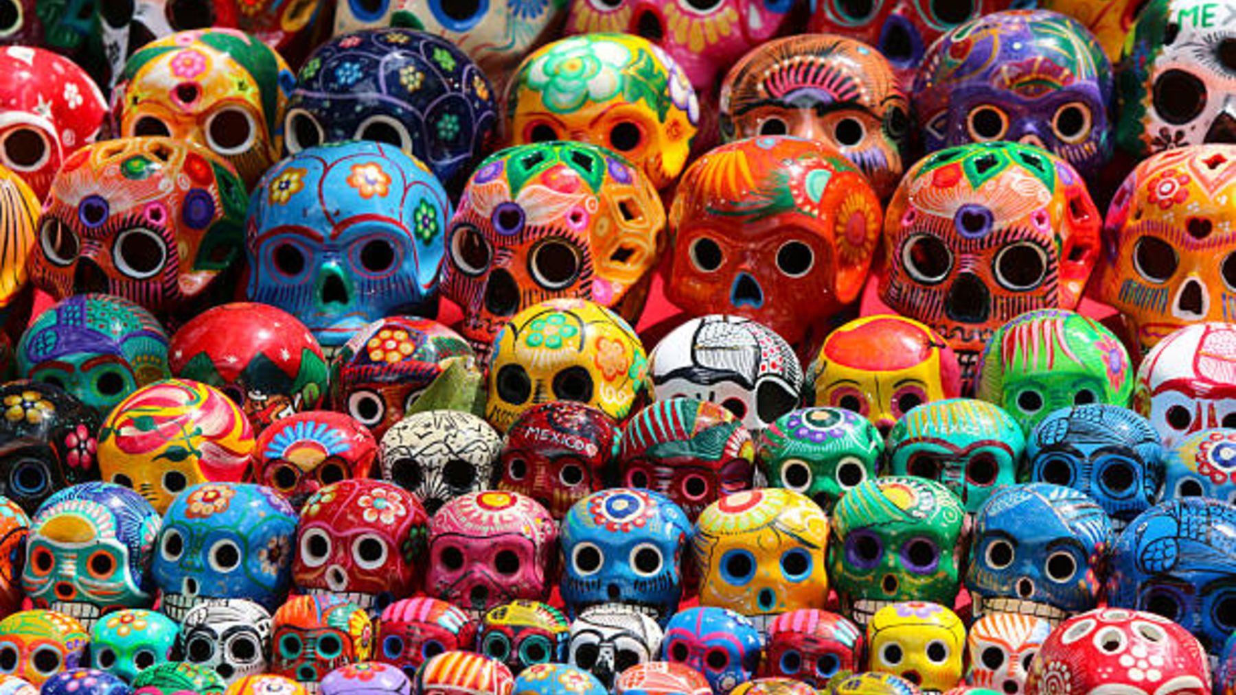 De qué modo se celebra Halloween en México