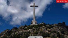 Valle de los Caídos: Última hora de la exhumación de Franco, en directo