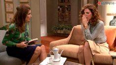 Julia confiesa sus sentimientos a su hermana Irene