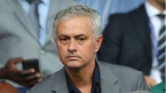 José Mourinho rechaza la oferta del Dortmund y sigue a la espera del Madrid (Getty).