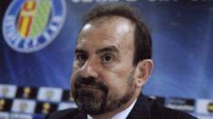 Ángel Torres, presidente del Getafe. (EFE)