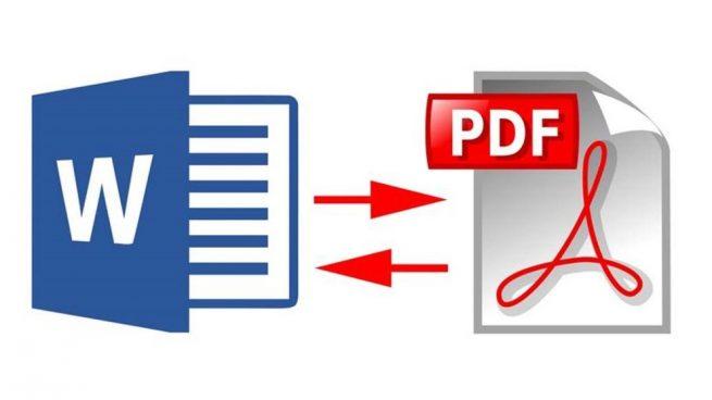 editar un pdf en word