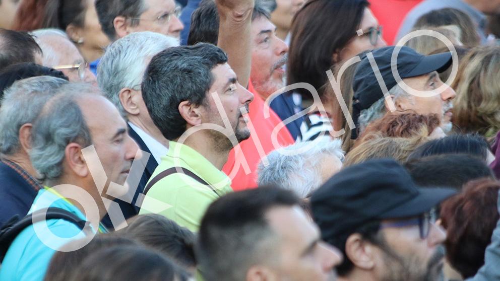 Joan Canadell, presidente de la Cámara de Comercio de Barcelona. Fotografía: Enrique Falcón.