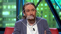 Pablo Iglesias en 'laSexta noche