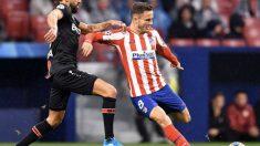 Saúl Ñíguez con el Atlético de Madrid (@Saulniguez)