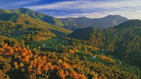 Cualquier valle ofrece paisajes naturales y vistas espectaculares