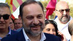 José Luis Ábalos, ministro de Fomento.(Foto: Enrique Falcón).