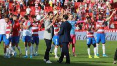 El Granada CF, nuevo líder de la Liga Santander (EFE).