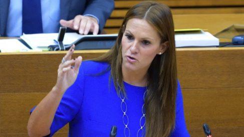 La diputada por Castellón en las Cortes Valencianas y portavoz en educación por el Partido Popular Beatriz Gascó. (Foto. PP)