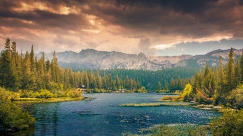 En la inmensidad de Canadá encuentras paisajes espectaculares