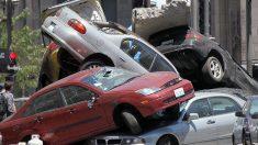 Imagen de un accidente