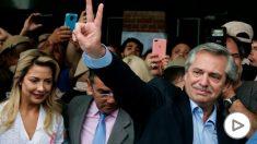 Alberto Fernández, nuevo presidente de Argentina.