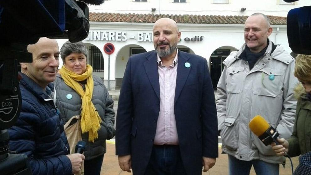 José Luis Cano Palomino, de Adelante Andalucía (Foto: EP)
