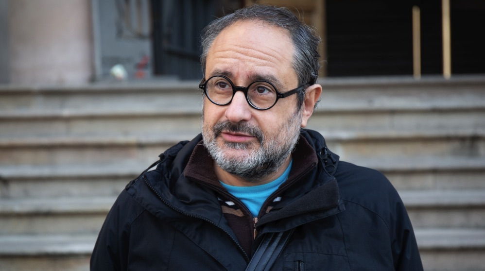 El ex diputado de la CUP Antonio Baños. (Foto. EP)
