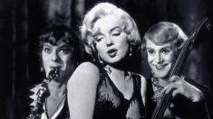 Marilyn Monroe es toda una leyenda en el mundo del cine