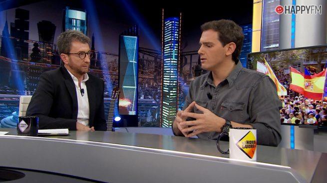 'El Hormiguero': Pablo Motos la lía tras este comentario a Albert Rivera